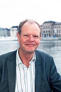 Dan Sennerby, bitr. projektchef , projekt Citybanan