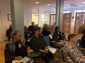 Frukostseminarium Innovation och innovationsledning
